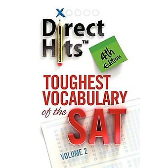 Direct Hits Toughest Vocabulary of the SAT 4th Edition by Direct Hits