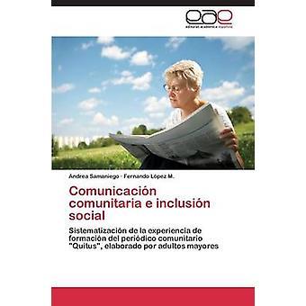Comunicacion Comunitaria E Inclusion Social by Samaniego Andrea