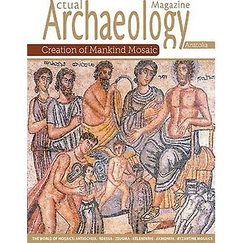 Actual Archaeology  Creation of Mankind Mosaic by NAGIS & Murat