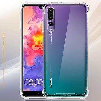 FONU Anti-Shock verstärkt Backcover Case Huawei P20 Pro