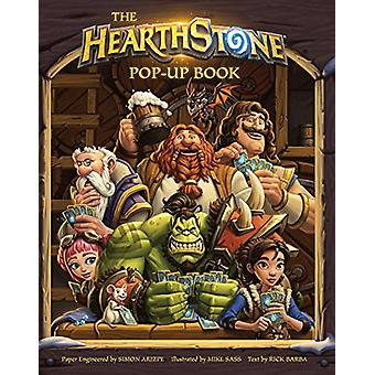 The Hearthstone Pop-up Book by Mike Sass - 9781683831433 Book