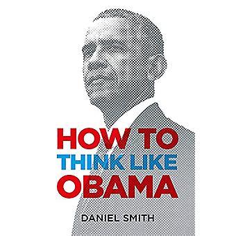 Hur man tänker som Obama av Daniel Smith - 9781782439943 Book