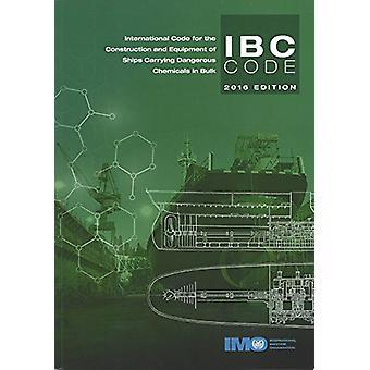 IBC Code by International Maritime Organization - 9789280115956 Book