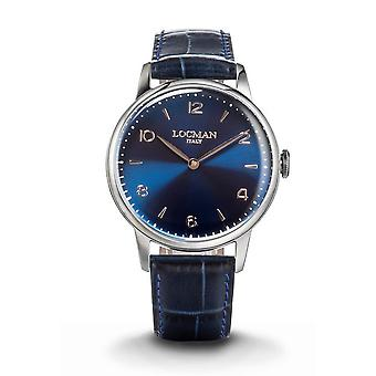 LOCMAN - Wristwatch - Men - 0251A02R-00BLRG2PB - 1960 ONLY TIME QUARTZ