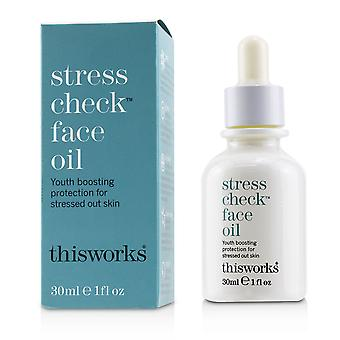 Stress check face oil 233558 30ml/1oz
