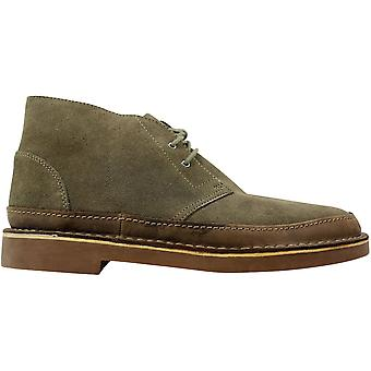 Clarks Bushacre Rand Taupe Sued 26107698 Männer's