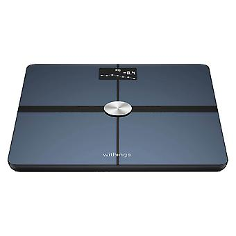Wifi & Bluetooth Smart Scale 8 Users- Withings Body+, Black