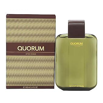 Antonio Puig - Quorum After Shave - 100ML