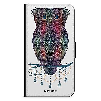 Bjornberry tapauksessa Samsung Galaxy S8 - Mandala Pöllö