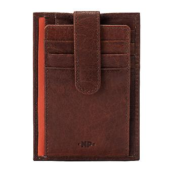 6128 Nuvola Pelle Card cases in Leather