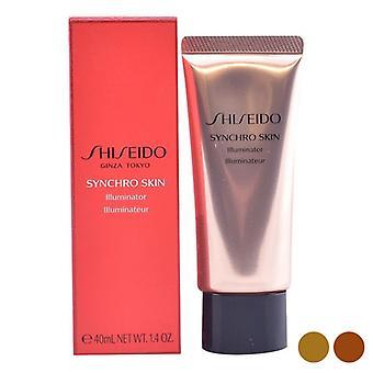 Highlighter Synchro Skin Shiseido/Gold - 40 ml