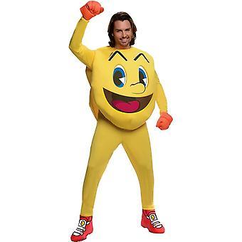 Pac Man Erwachsenen Kostüm