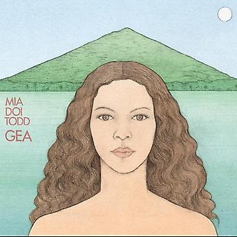 Mia Doi Todd - Gea [CD] USA import