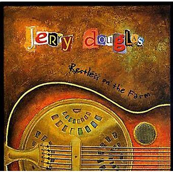 Jerry Douglas - Restless on the Farm [CD] USA import