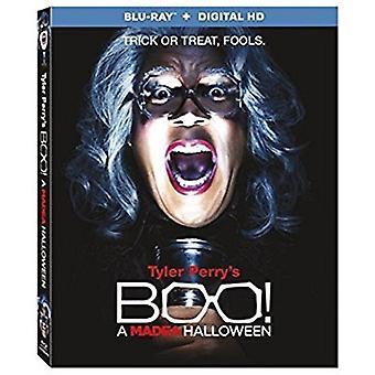 Tyler Perrys Boo: en Madea Halloween [Blu-ray] USA import