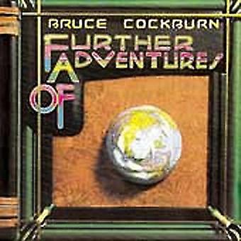 Bruce Cockburn - Further Adventures of [CD] USA import