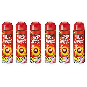 Sparset: 6 x SUBSTRAL® Celaflor® Pest-free Careo® Spray, 400 ml