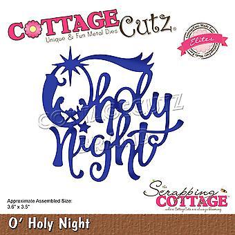 Scrapping Cottage O' Noite Santa