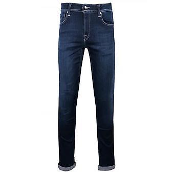 Tramarossa Bleu 24.7 Leonardo 12 Mois Slim Jean