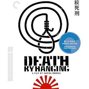 Død ved hængning [Blu-ray] USA import