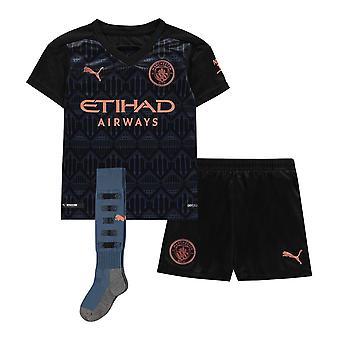 Umbro Kinder West Ham United auswärts Mini Kit-2017-2018-Kurzarm