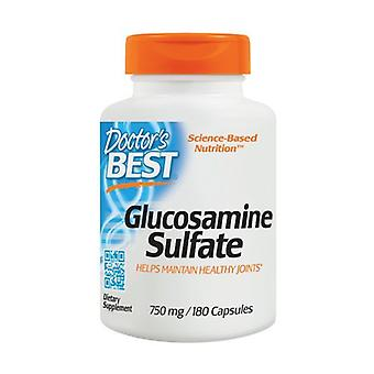 Glucosamine Sulfaat, 750mg 180 capsules