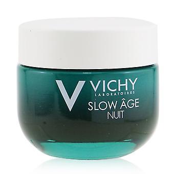 Slow Age Night Fresh Cream & Mask - Re-oxygenating & Renewing (for All Skin Types) - 50ml/1.69oz