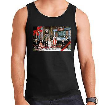 Thunderbirds Together Happy Holidays Men's Vest