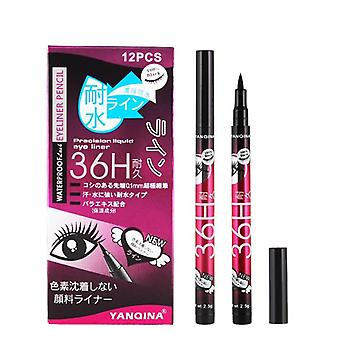 Eyeliner Pencil Waterproof Cosmetics Makeup Long Lasting