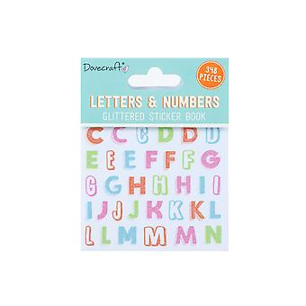 Dovecraft Alphabet Sticker Book