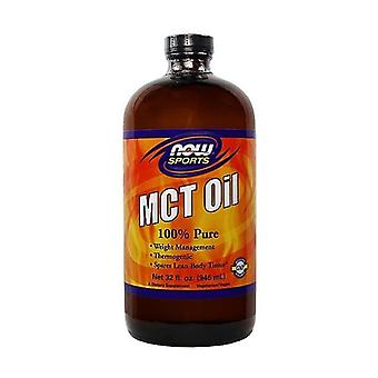 MCT Pure Oil 946 vegetable capsules