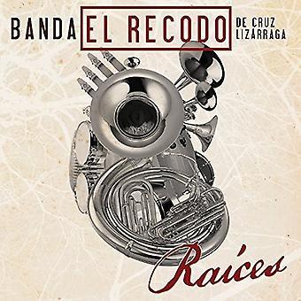 Banda El Recodo De C - Raices [CD] USA import