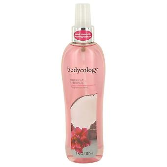 Bodycology Coconut Hibiscus Body Mist By Bodycology