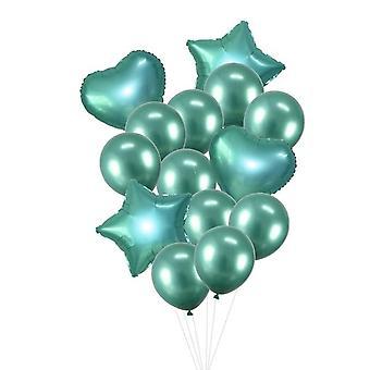 Multi Confetti Verjaardagsfeest Decor Ballonnen