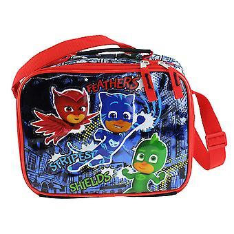 Lunch Bag - PJ Masks - Hero Rules Blue New 211176
