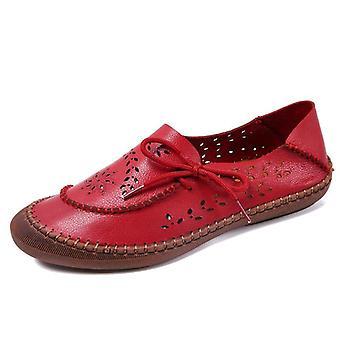 Mickcara kvinnor's slip-on loafer l856-2ygerxx
