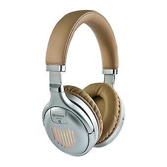 Bluetooth And Foldable-wireless Stereo Headphones With Mic