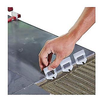 3Mm Tile Leveling System Clips Levelling Spacer Tiling Tool