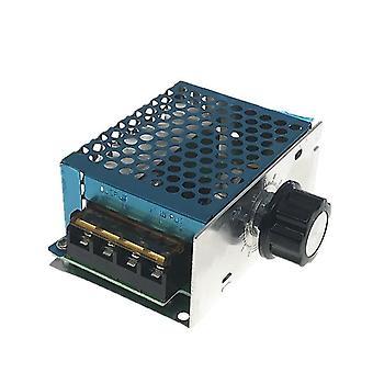 4000w 220v、Ac Scr電圧レギュレータ、電気モータースピードコントローラ、