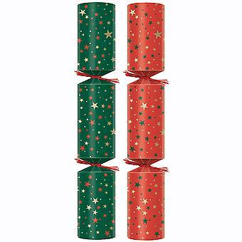 "Swantex Bright Stars Christmas Crackers 9"""