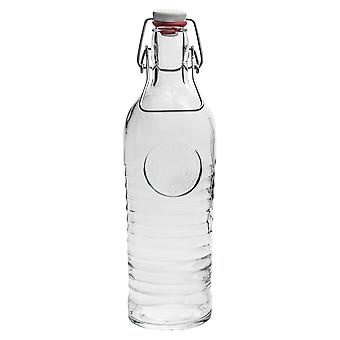 Officina 1825 Water Bottle 1.2 Litre - Vintage Italian Table Water Bottle