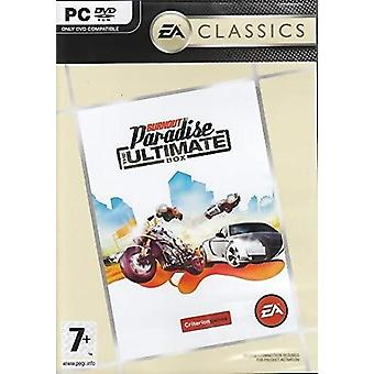 Burnout Paradise The Ultimate Box PC DVD