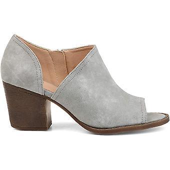 Brinley Co. naisten D ' Orsay Peep Toe Bootie