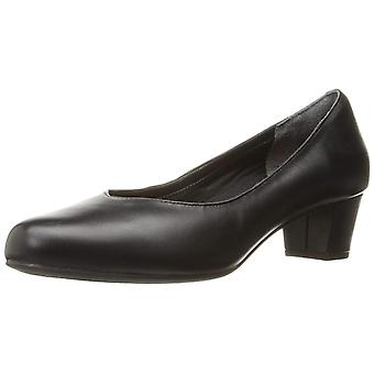 Rockport Womens Charis Leather Closed Toe Classic Pumps