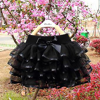 Dívčí sukně, Dort Pettiskirt Dance Mini Plesové šaty