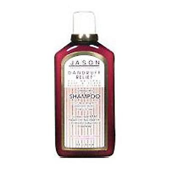 Jason Natural Products Shampoo Dandruff Relief, 12 Fl Oz