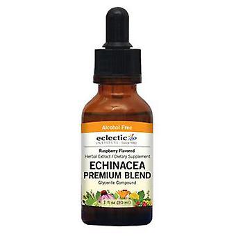 Eclectic Institute Inc Echinacea Premium Blend, Raspberry 1 Oz Alcohol gratis