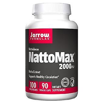 Jarrow Formulas NattoMax, 90 korkkia