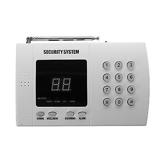 7PCS 433MHz PSTN Host & Parts Wireless Home Burglar Security Alarm