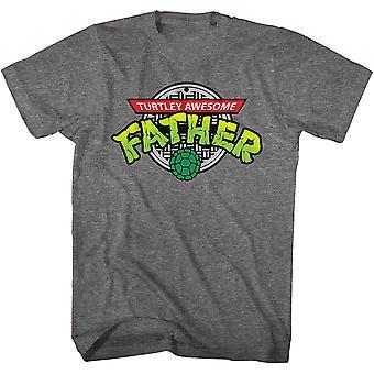 Turtley Mahtava Isä T-paita